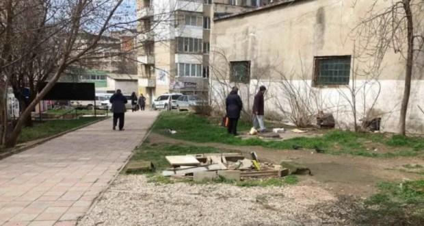 С начала года в Симферополе демонтировали 33 незаконных НТО