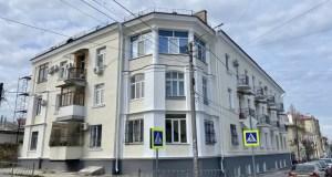 В Севастополе намерены отремонтировать порядка 30 фасадов многоквартирных домов