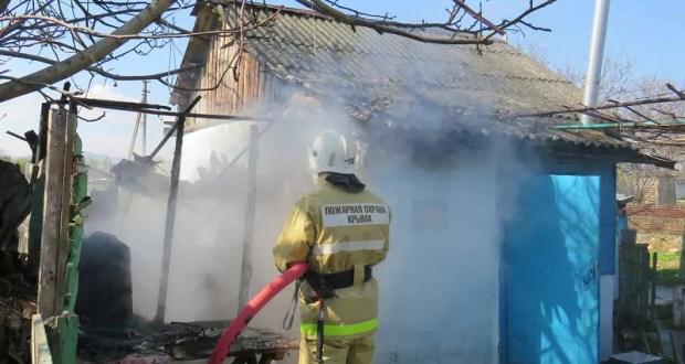 22 ДТП и 36 пожаров – крымские спасатели подводят итоги недели