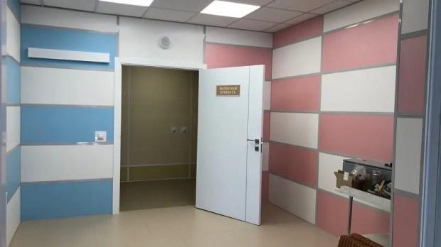 онту 3-го этажа. Также на объекте подрядная организация начала выполнять работы по капремонту лифтов лечебного корпуса.