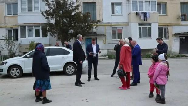 Глава Крыма пообещал проверки управляющих компаний и «кардинальные управленческие решения»