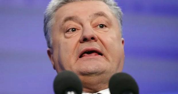 И Порошенко тоже. Кто еще ответит за водную блокаду Крыма