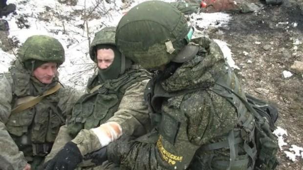 Мотострелковые подразделения Черноморского флота провели учение на горном полигоне в Крыму