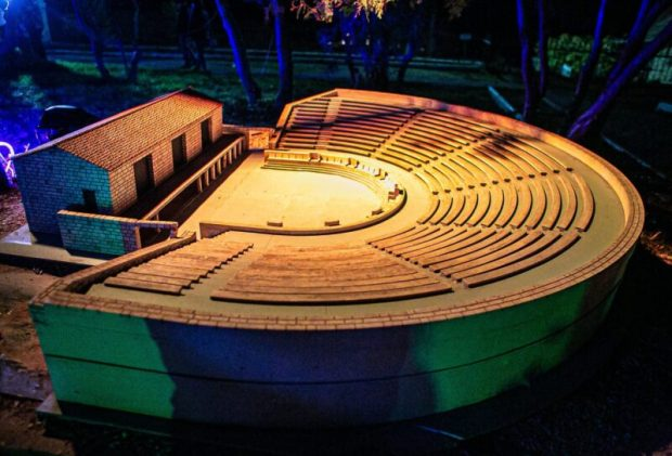 """15 мая в Херсонесе - """"Ночь музеев"""""""