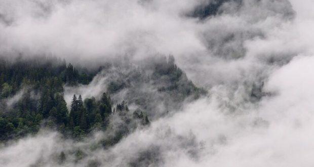 """Группа из 4-х человек из-за сильного тумана заблудились на плато Ай–Петри. На помощь пришел """"КРЫМ-СПАС"""""""