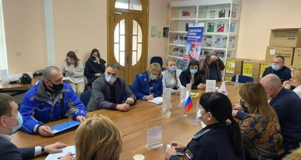 В Севастополе состоялся Всероссийский единый день оказания бесплатной юридической помощи