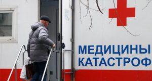 В Севастополе заработали очередные мобильные пункты вакцинации от COVID-19