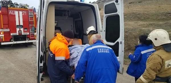ДТП под Судаком: в лобовом столкновении двух легковых авто – трое пострадавших
