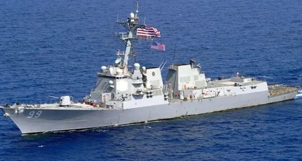 На следующей неделе в Черное море войдут военные корабли США