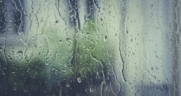 Погода в Крыму. Дождливо...