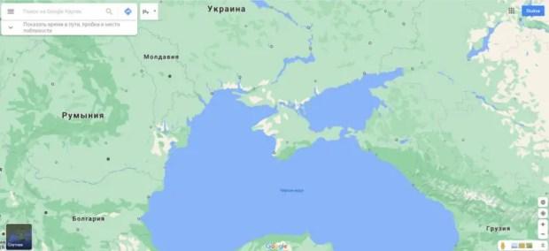 В Госдуме указали Google на Крым и его статус