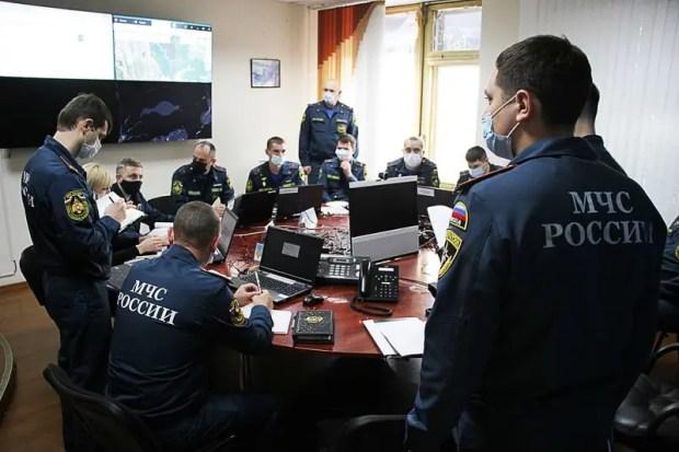 В Крыму стартовали комплексные командно-штабные учения МЧС