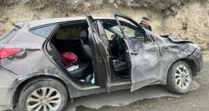 ДТП в районе севастопольского села Терновка: пострадала женщина и трое детей