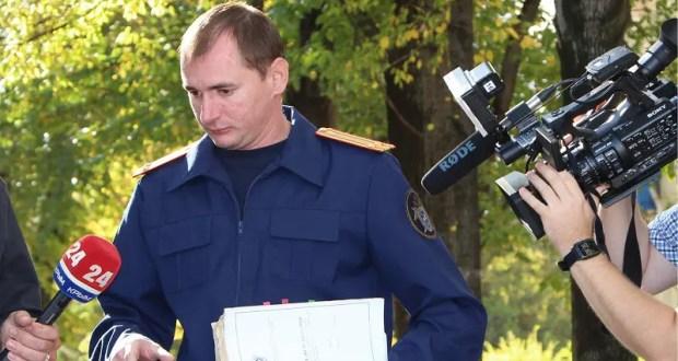 В Крыму за нападение на съемочную группу телеканала накажут жителя Гаспры