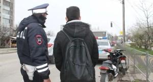 Госавтоинспекция Евпатории проводит мероприятия «Мотоциклист»