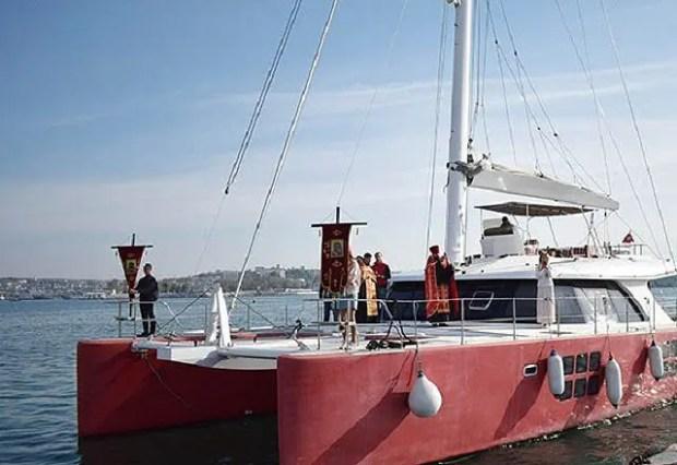Сегодня в Севастополе состоится пасхальный Морской крестный ход