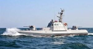 Российский сторожевой корабль перехватил в Азовском море катер береговой охраны Украины