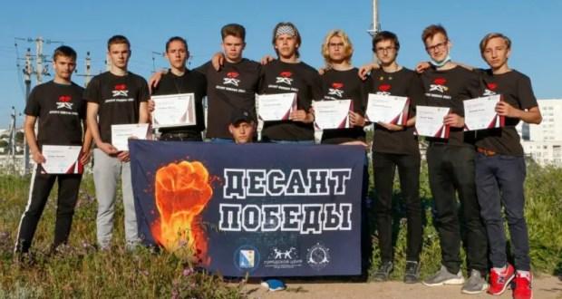 Отряды акции «Десант Победы» благоустроили исторические места Севастополя