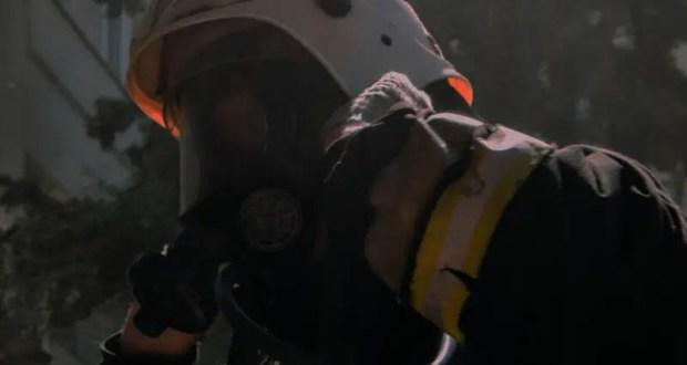 Ночной пожар в Севастополе: эвакуировано 5 человек