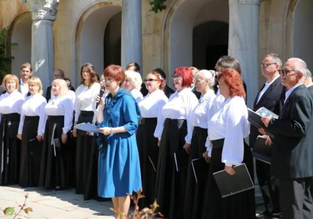 Фестиваль славянской письменности и культуры в Херсонесе. Как это было