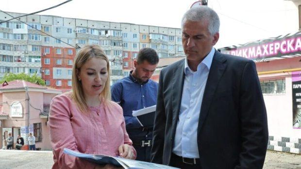 Сергей Аксёнов продолжил инспектировать Симферополь