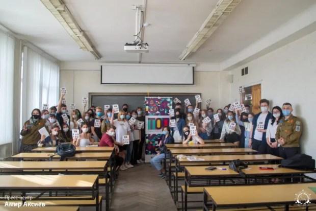 Севастопольские школьники вступят в ряды студотрядов