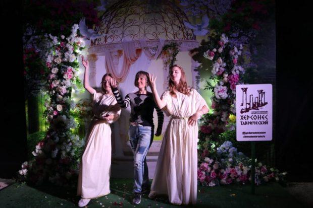 Ночь музеев в Херсонесе Таврическом - как это было