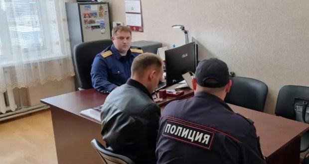 В Крыму полицейский «наехал» на индивидуального предпринимателя