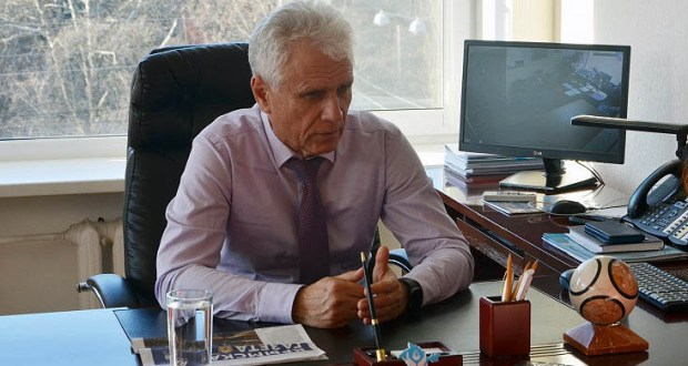 Неожиданно уволился руководитель «Воды Крыма» Владимир Баженов