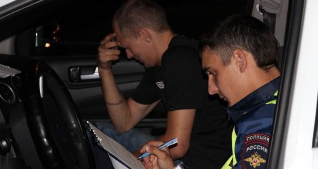 В Крыму поймали очередного нетрезвого водителя-«рецидивиста»