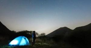 Крым - в топ-10 направлений для отдыха в палатках этим летом