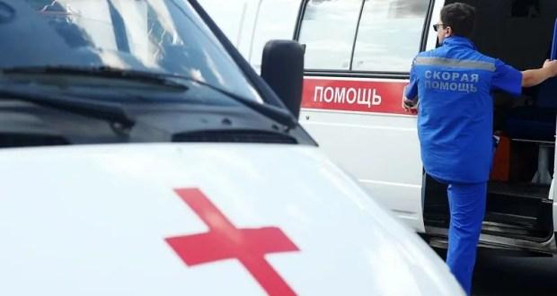 По факту ДТП с участием «Скорой помощи» в Симферополе полиция проводит проверку