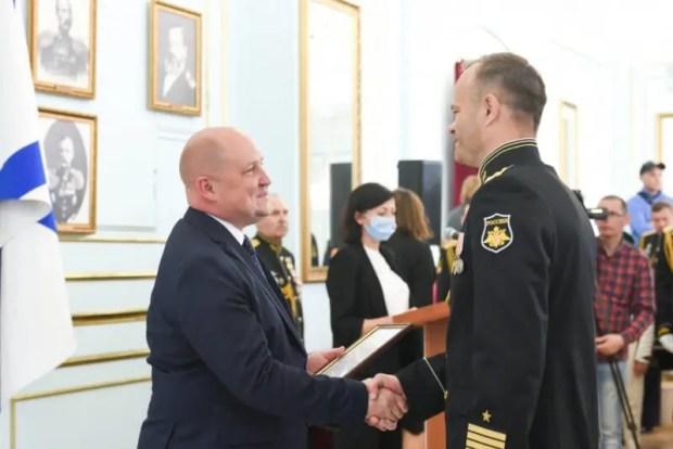 Черноморский флот отмечает 238-ю годовщину с момента создания. Севастополь празднует