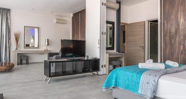 Выбор телевизора для спальни: 5 важных нюансов