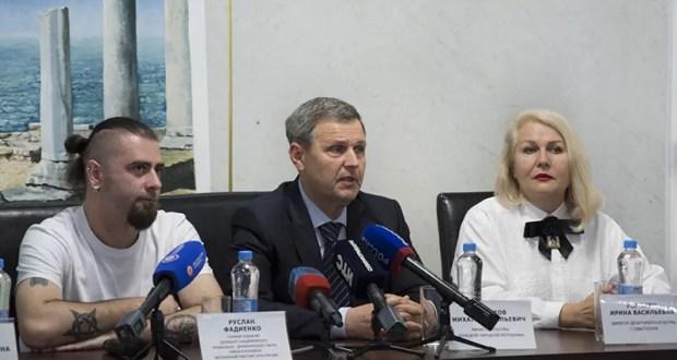 Музыкальный драматический театр имени М.М. Бровуна из ДНР приедет в Севастополь