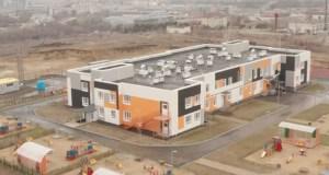 Крымский девелопер построил в «Крымской розе» три детских сада