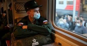 Военные комиссариаты Южного военного округа направили в войска более 6 тысяч новобранцев