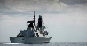 В Британии уверяют: никакого инцидента с эсминцем королевских ВМС в Черном море не было