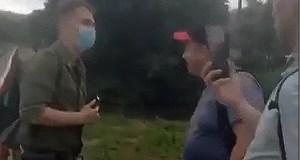 Феодосиец не выполнил требования пограничника, попал под суд