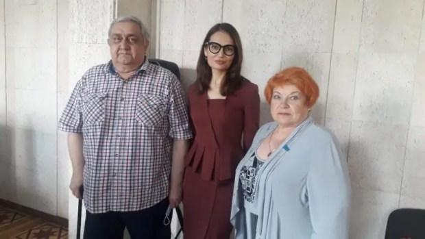 Севастопольский Избирком возглавила 38-летняя Нина Фаустова