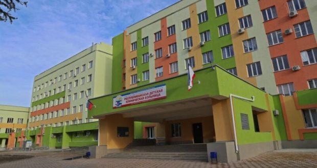Зачем 33-летняя женщина «заминирована» детскую больницу в Симферополе