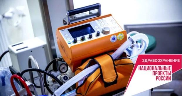 Началась поставка медоборудования в учреждения здравоохранения Республики Крым