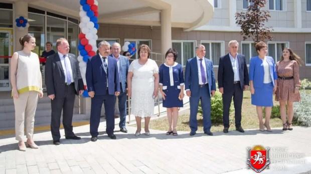 В Крыму начал работу Белогорский психоневрологический интернат