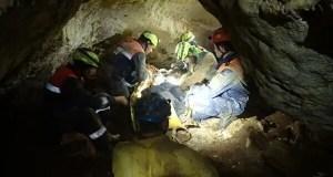 МЧС Крыма: правила безопасности при посещении пещер