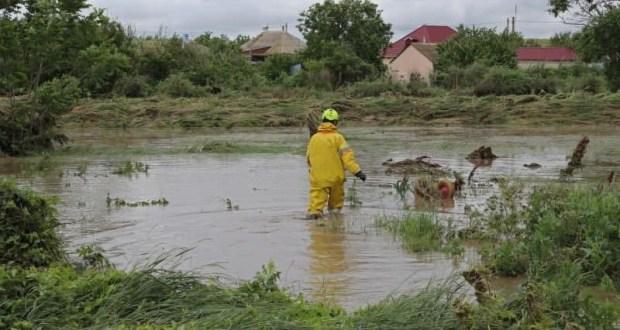 В Керчи проинспектированы домовладения, оказавшиеся в зоне подтопления. Кого-то придется переселять