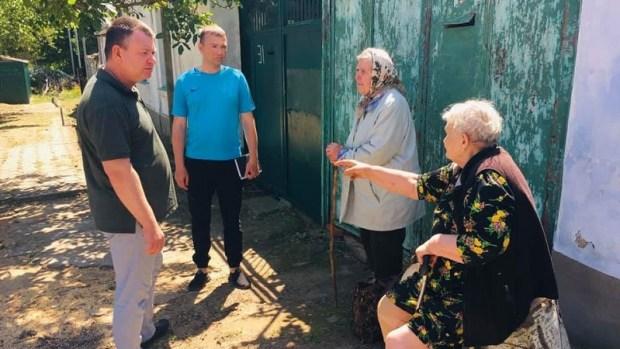 В Керчи началась работа Комиссии по оценке ущерба в зоне подтопления