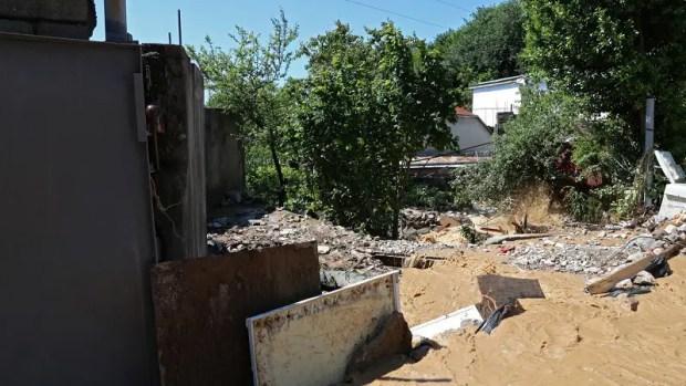 Аксёнов побывал в Ялте и южнобережных поселках, пообщался с людьми, оценил ущерб от стихии