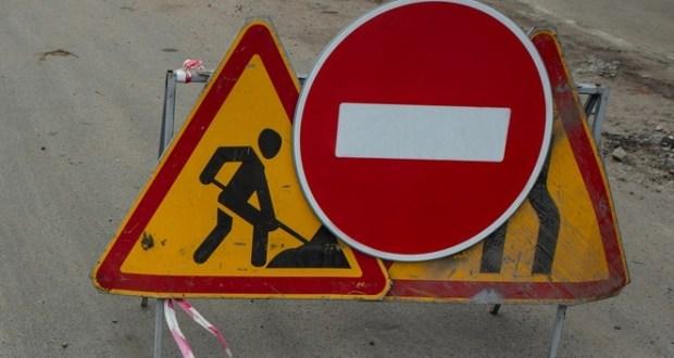 Специалисты назвали вероятную причину провала асфальта на оживленной Евпаторийской трассе