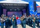 В День России в Севастополе прошёл фестиваль военных оркестров