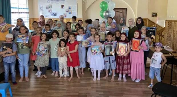 При Муфтияте Крыма работают детские летние площадки